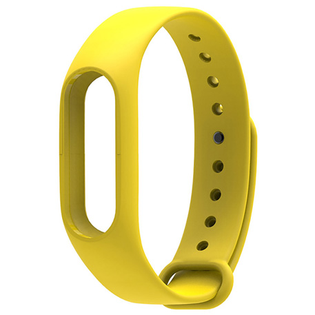 Xiaomi Miband 2 Replacement Color Band Yellow (without chip-plate)