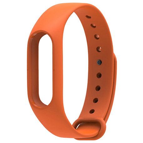 Xiaomi Miband 2 Replacement Color Band Orange (without chip-plate)