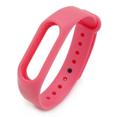 Xiaomi Miband 2 Replacement Color Band Pink (without chip-plate)