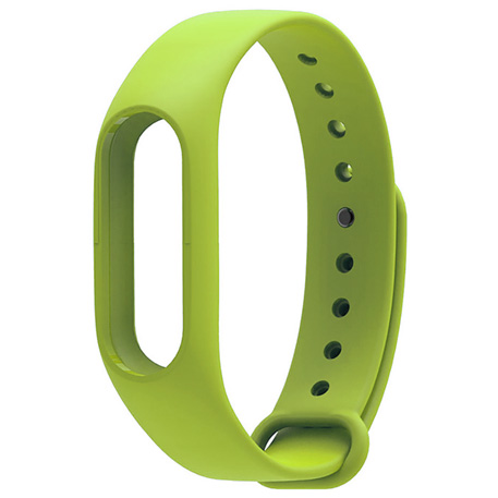 Xiaomi Miband 2 Replacement Color Band Green (without chip-plate)