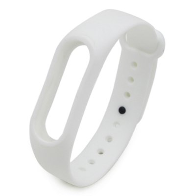 Xiaomi Miband 2 Replacement Color Band White (without chip-plate)
