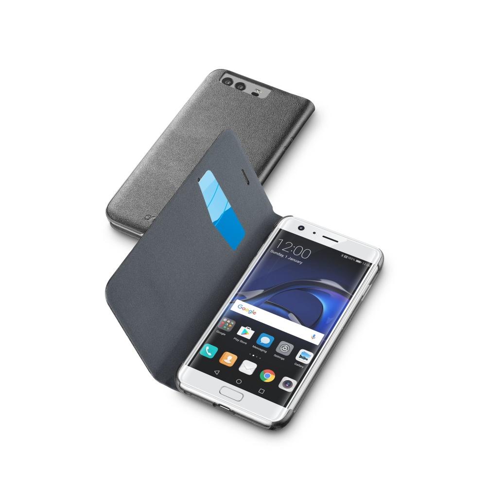 CellularLine Book Essential pouzdro flip Huawei P10 Plus černé