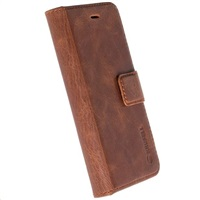 Pouzdro Krusell Sunne 5 Card pro Samsung Galaxy S8+, brown