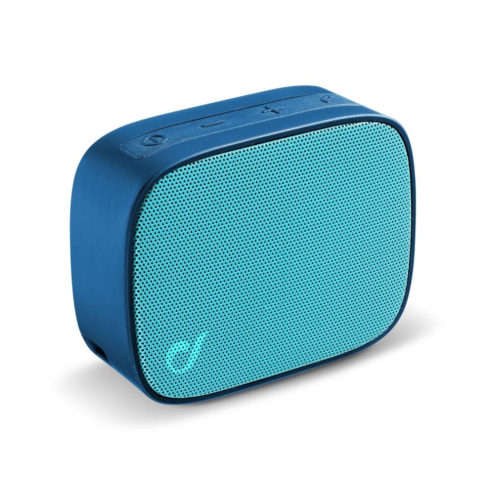 Bezdrátový reproduktor CELLULARLINE AUDIO FIZZY, modrý