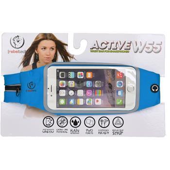 "Pouzdro REBELTEC WAIST ACTIVE pro telefony do 5,5"", blue"