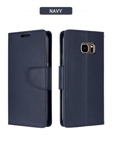 Mercury Bravo Diary pouzdro flip Samsung Galaxy S7 Navy