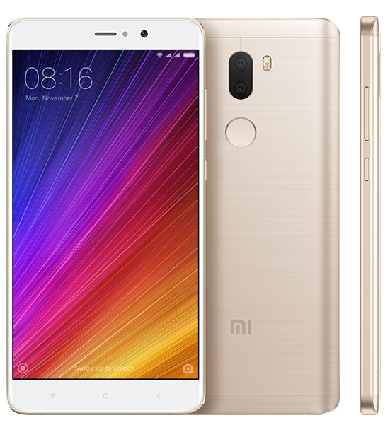 Xiaomi Mi5S Plus Gold 6GB / 128GB