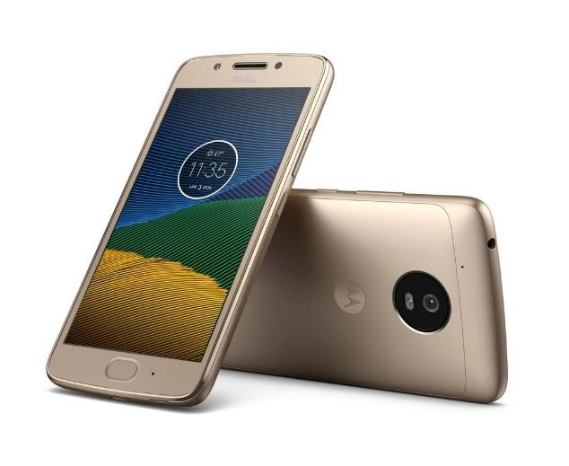 Lenovo Moto G5 Dual Sim 3GB / 16GB Gold