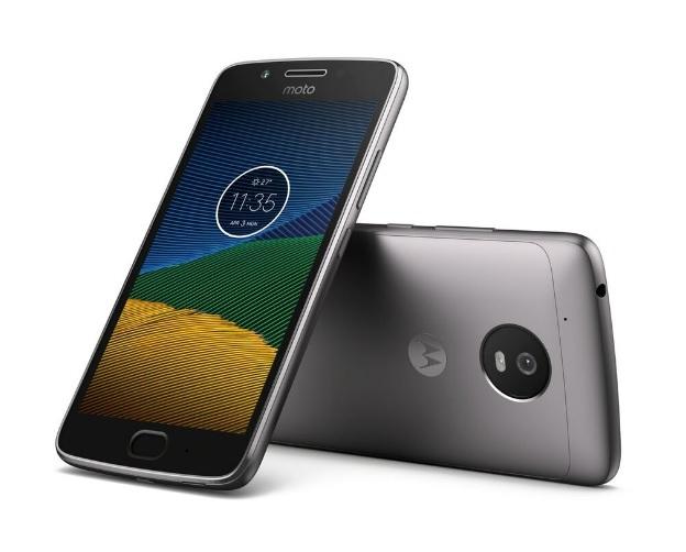 Lenovo Moto G5 Dual Sim 3GB / 16GB GreyProtiskluzová podložka pro mobilní telefony v hodnotě 199 Kč + DOPRAVA ZDARMA