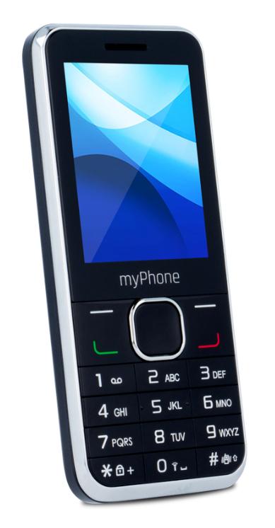 CPA myPhone CLASSIC Dual SIM Black