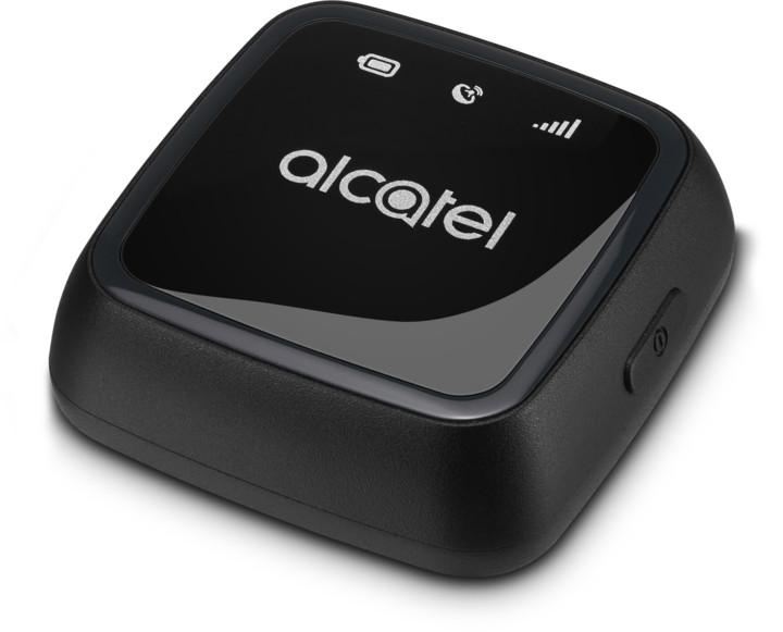 Alcatel MOVETRACK, Bag verze, Black/Blue, MK20