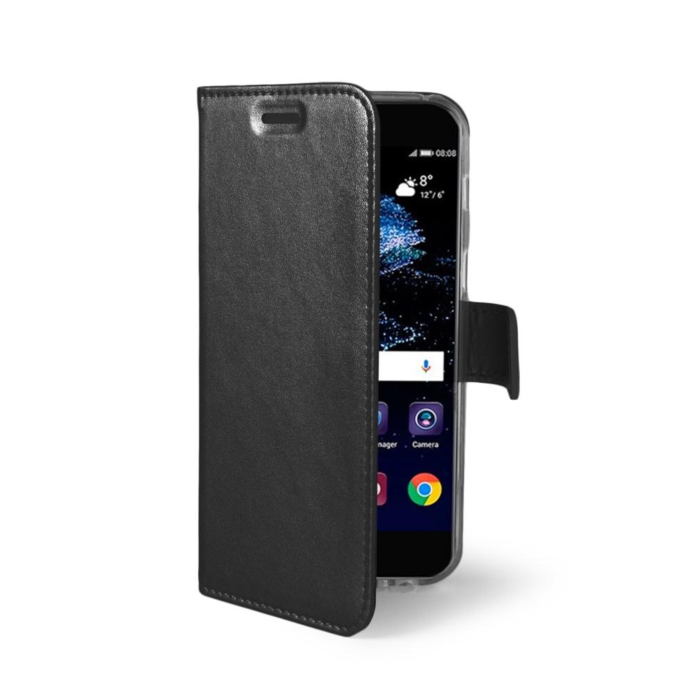 CELLY Air Ultra tenké flipové pouzdro Huawei P10 Lite black