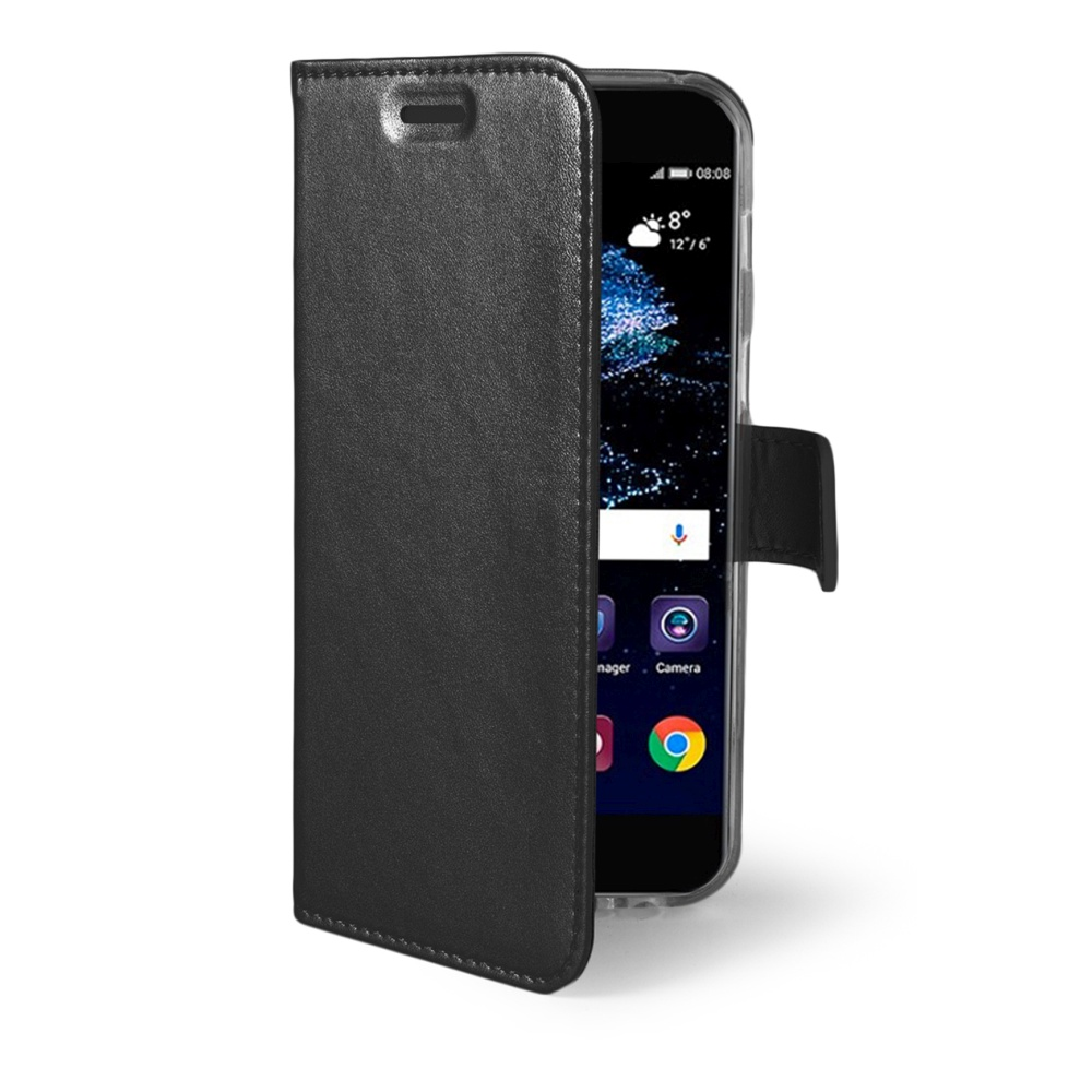CELLY Air Ultra tenké flipové pouzdro Huawei P10 Plus black
