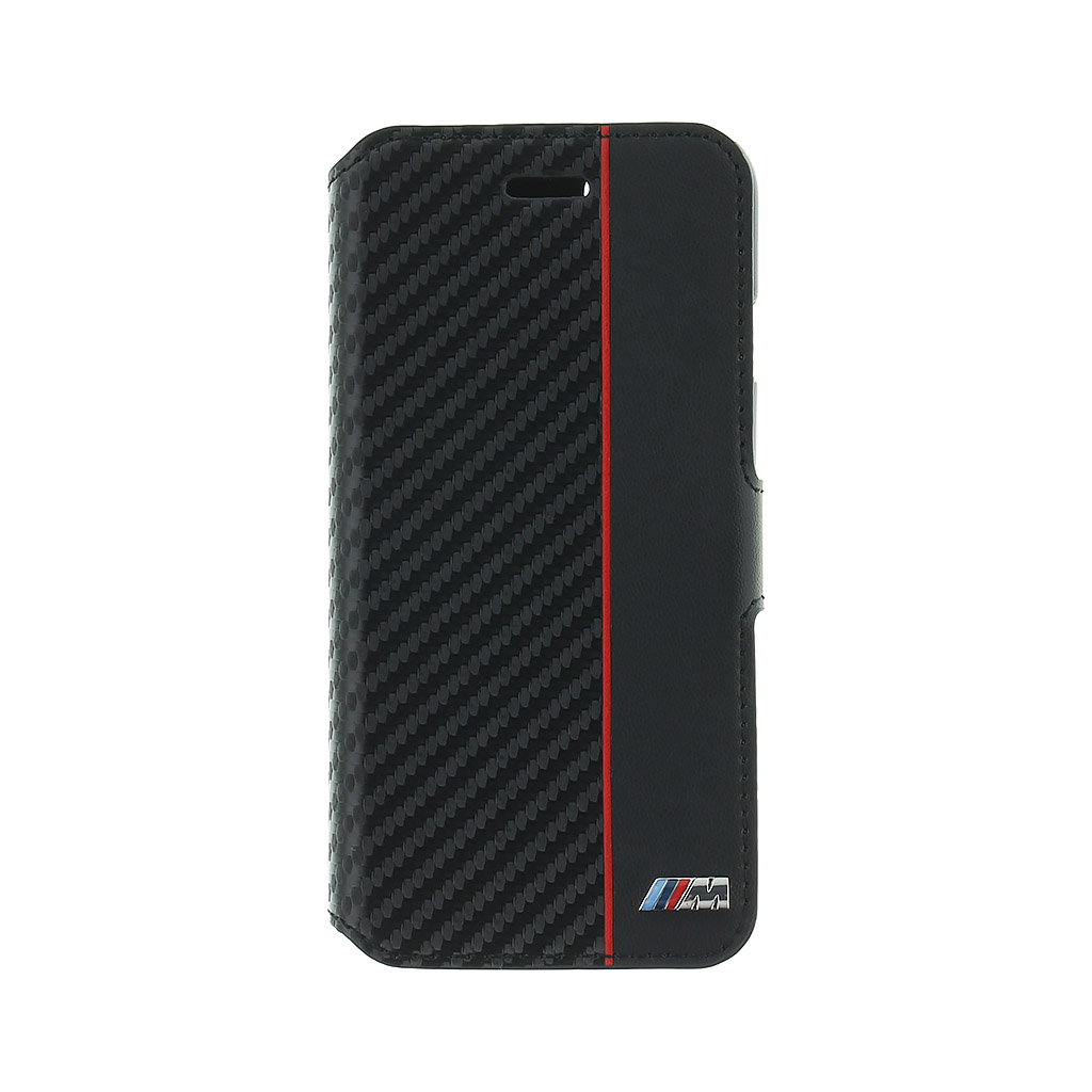 BMW M Collection BMFLBKP7CAPRBK Pouzdro Book Apple iPhone 7 black