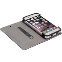 Krusell MALMÖ flipové pouzdro Apple iPhone 7 black
