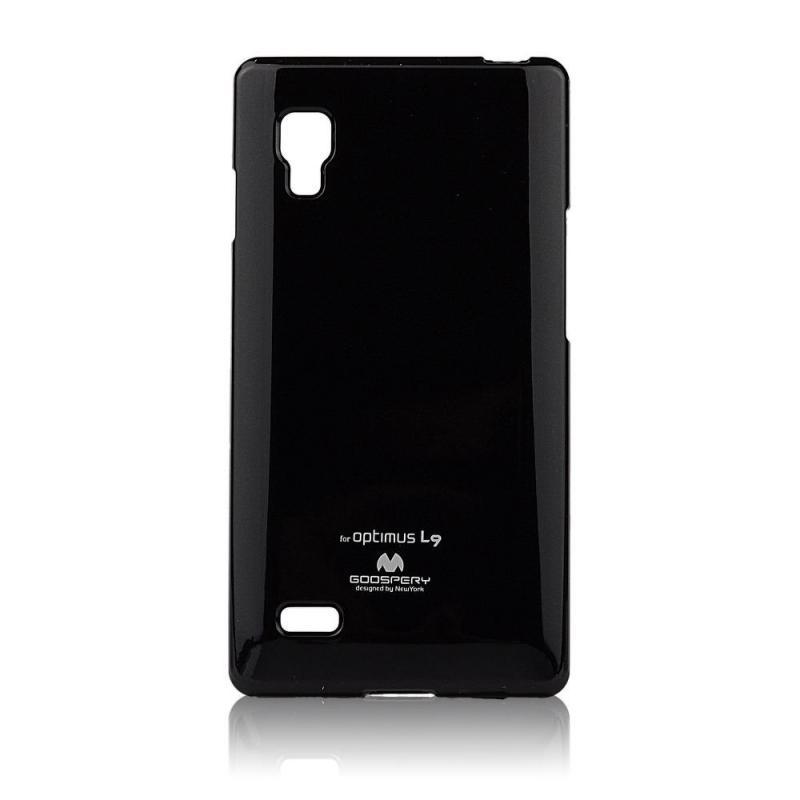 Pouzdro Mercury Jelly Case pro Lenovo Moto G5 Black
