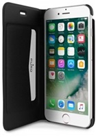 PURO flipové pouzdro Apple iPhone 7 / iPhone 8 black