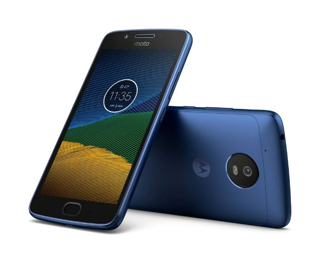 Lenovo Moto G5 Dual Sim 2GB / 16GB Oxford Blue