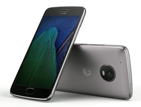 Lenovo Moto G5 Dual Sim 3GB / 32GB Lunar Grey