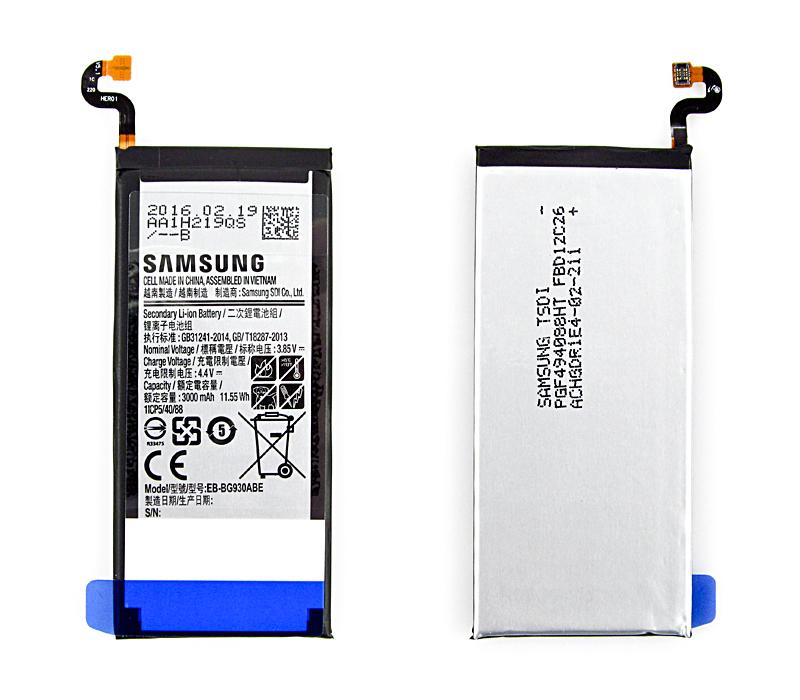 Baterie Samsung EB-BG930ABE Li-Ion 3000mAh (Service Pack, Blister)