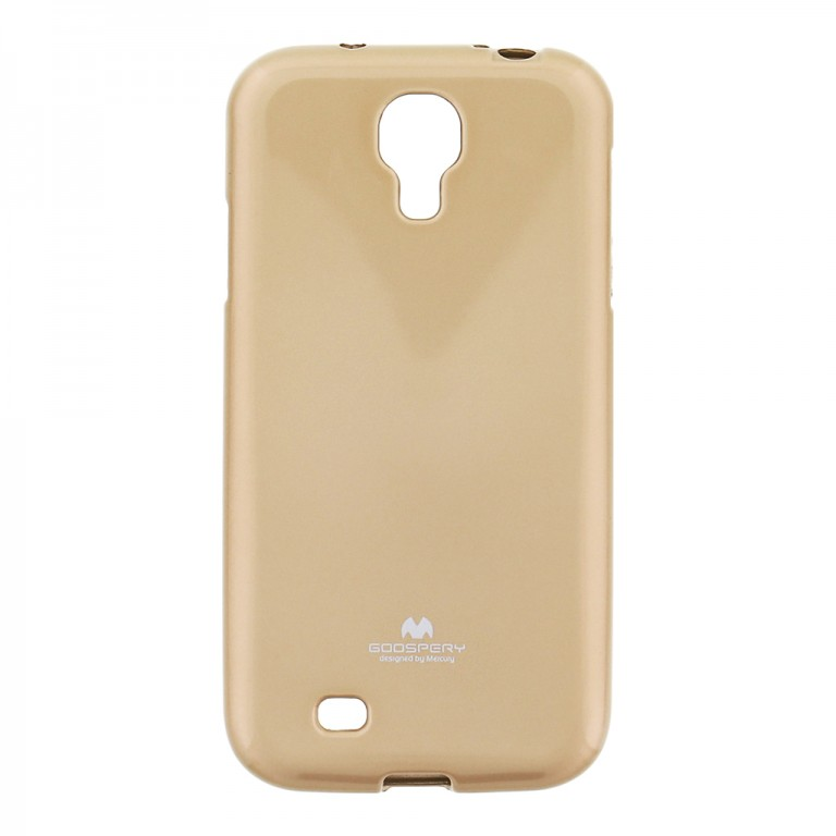 Pouzdro Mercury Jelly Case pro Huawei P10 Lite Gold