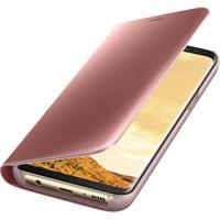 Samsung Clear View Flip EF-ZG950CP Samsung Galaxy S8 pink