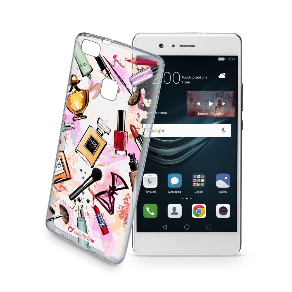 Pouzdro Cellularline STYLE pro Huawei P9 Lite, motiv GLAM