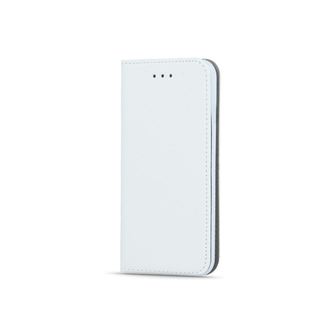 Smart Magnet flipové pouzdro Lenovo K6 Note white