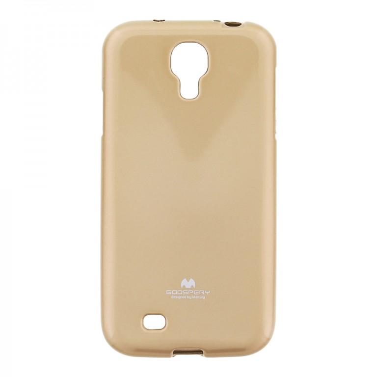 Pouzdro Mercury Jelly Case pro Huawei P10 Plus Gold