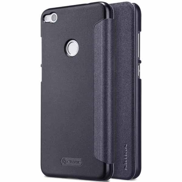 Nillkin Sparkle flipové pouzdro Huawei P8/P9 Lite 2017 black