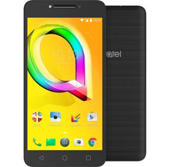 Alcatel A5 LED 5085D Metallic Black