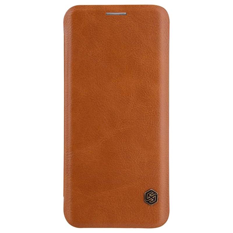Nillkin Qin Book flipové pouzdro Samsung Galaxy S8 brown