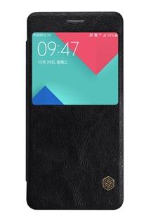 Nillkin Qin S-View flipové pouzdro Samsung Galaxy A3 2017 black