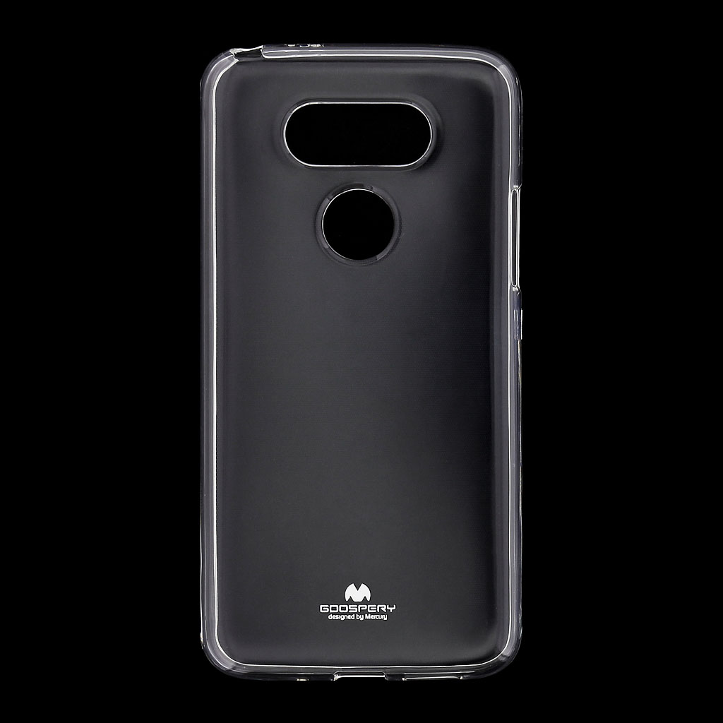 Pouzdro Mercury Jelly Case pro LG G6 Transparent