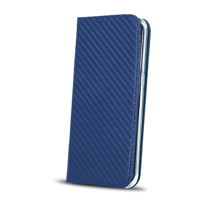 Smart Carbon flipové pouzdro Samsung Galaxy Xcover 3 blue