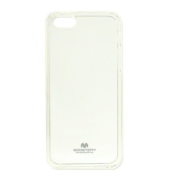 Pouzdro Mercury Jelly Case pro Huawei P8/P9 Lite 2017 Transparent