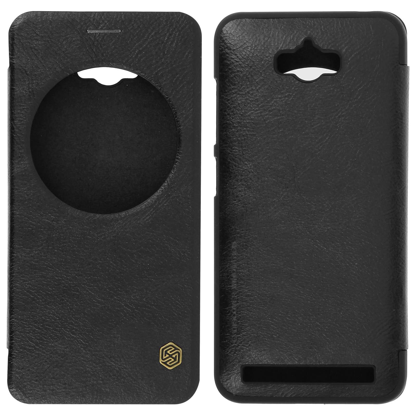 Nillkin Qin S-View flipové pouzdro ASUS Zenfone Max ZC550KL black
