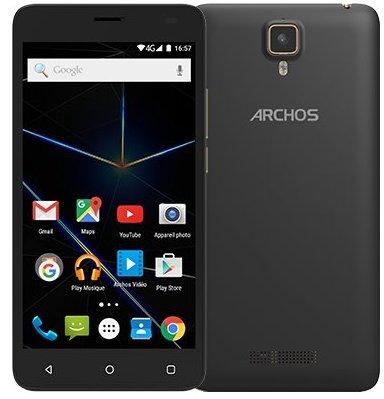 Archos 50D Oxygen Black/Gold