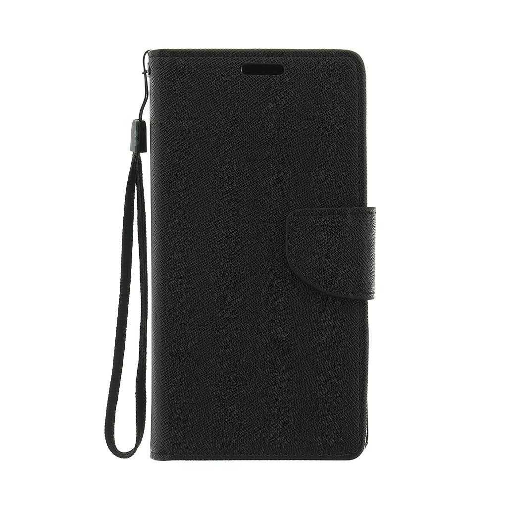 Fancy Diary flipové pouzdro Nokia 3 black