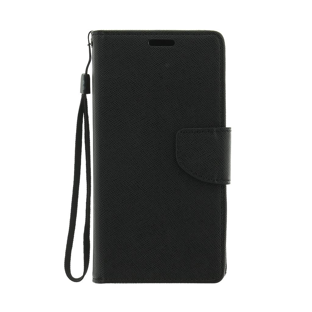 Fancy Diary flipové pouzdro Nokia 6 black
