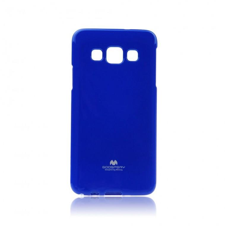 Silikonové pouzdro Mercury i-Jelly pro Sony G8142 Xperia XZ Premium Blue
