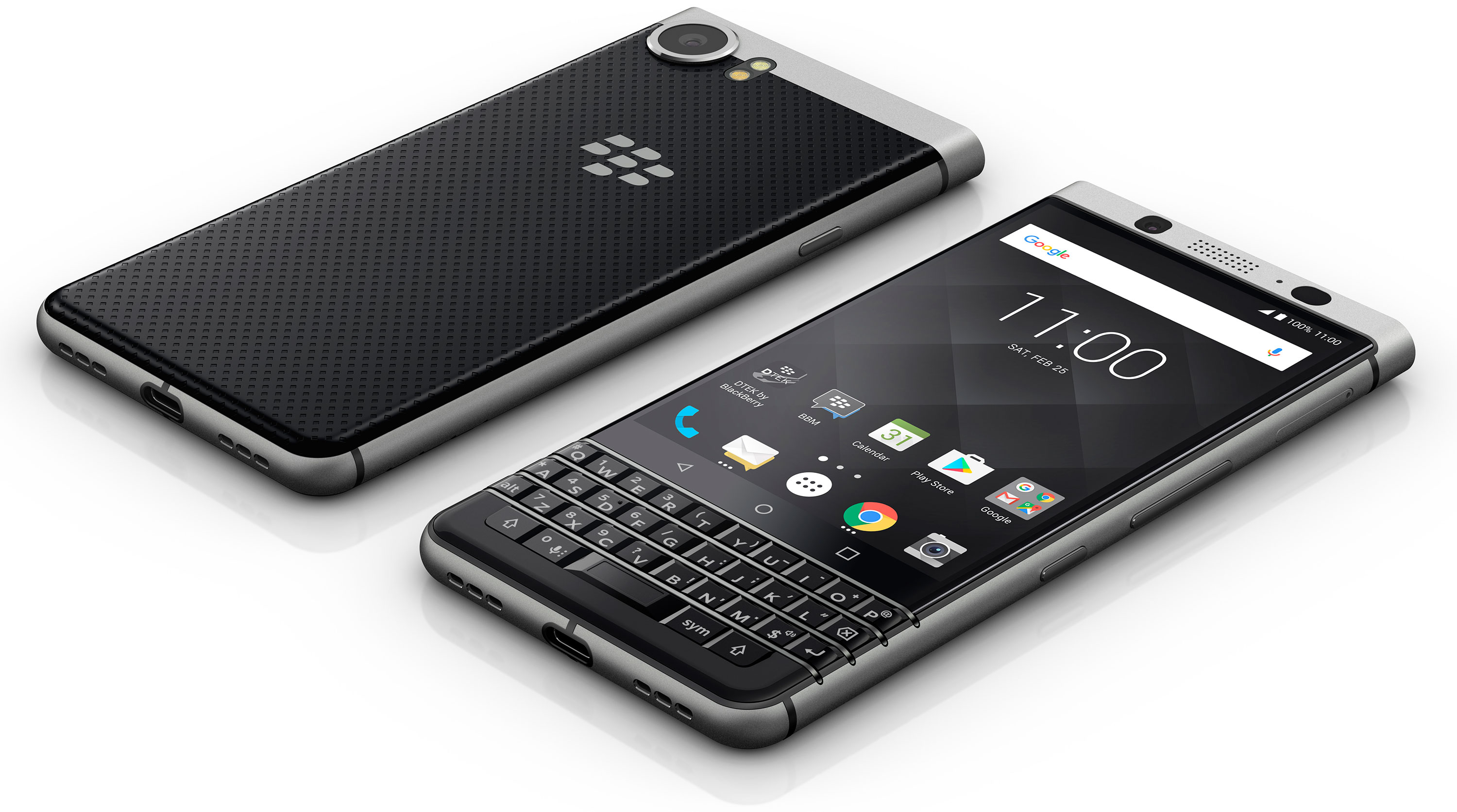 BlackBerry KEYone QWERTY Black