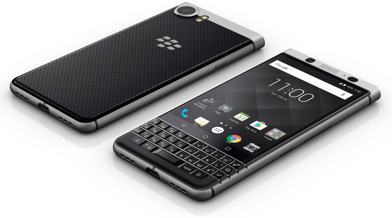 BlackBerry KEYone QWERTY BlackZDARMA Protiskluzová podložka pro mobilní telefony v hodnotě 199 Kč. + DOPRAVA ZDARMA