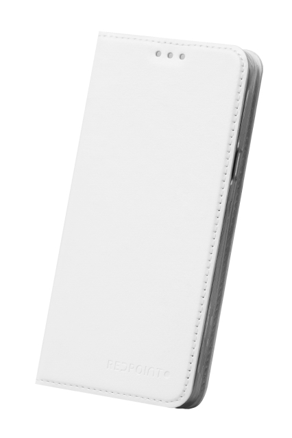 RedPoint Book Slim flipové pouzdro Apple iPhone 5/5s/SE white