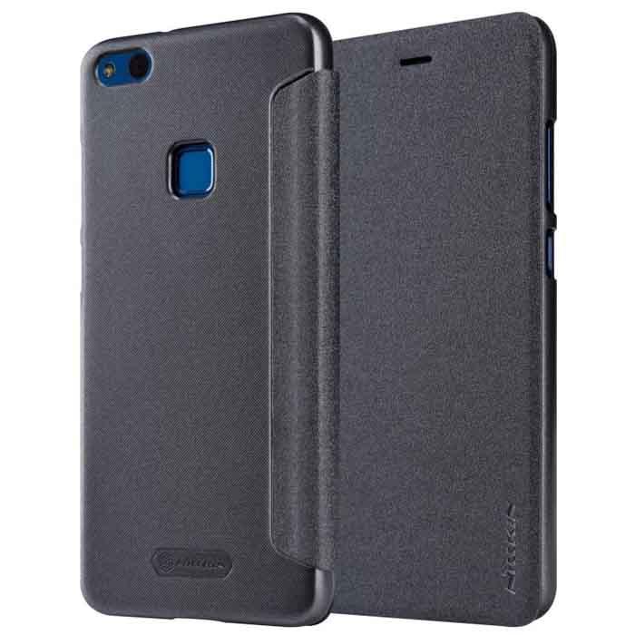 Nillkin Sparkle flipové pouzdro Huawei P10 Lite black
