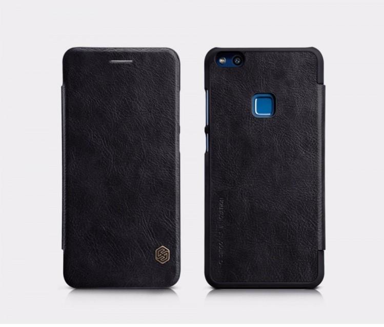 Nillkin Qin Book flipové pouzdro Huawei P10 Lite black