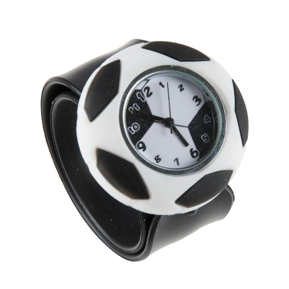 Dětské hodinky MY DOODLES, univerzální velikost, motiv FOOTBALL
