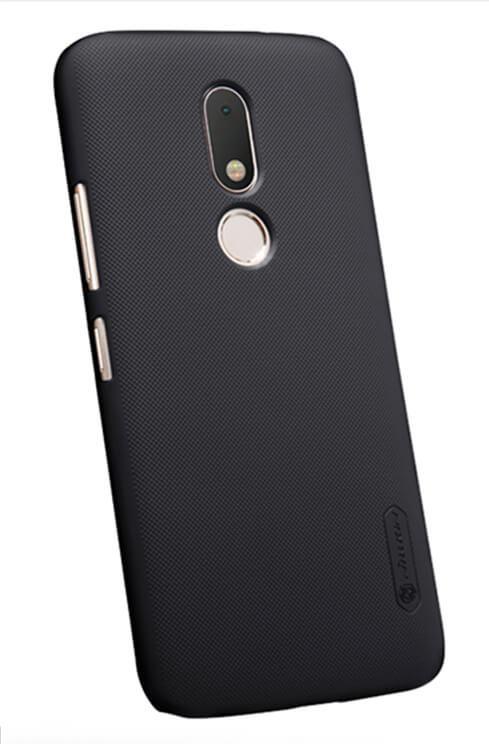 Zadní kryt Nillkin Super Frosted pro Nokia 6 Black