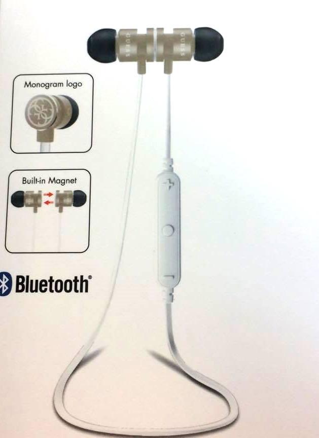 Guess Bluetooth Stereo Headset GUEPBTGO gold (EU Blister)
