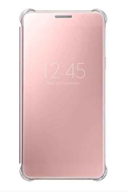 Samsung Clear View Flip EF-ZA510CZ Samsung Galaxy A5 2016 pink